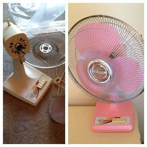 Retro Fan Project