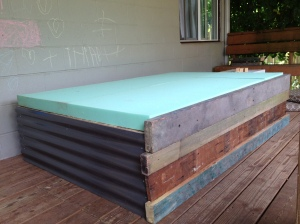 day bed stage 2
