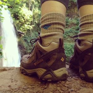Silver Falls boots